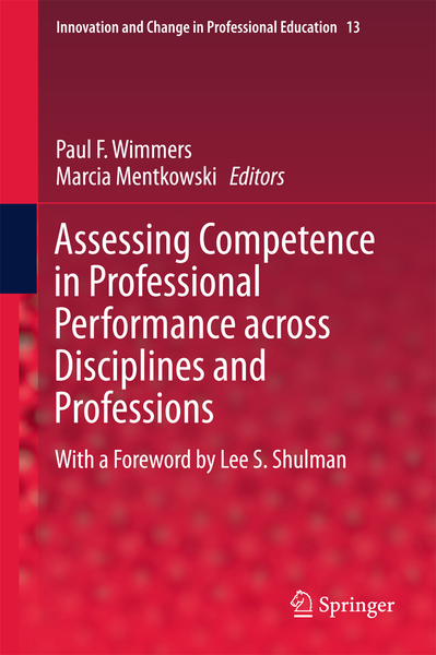 Assessing Competence in Professional Performance across Disciplines and Professions | Dodax.ch