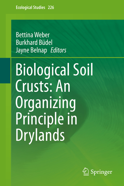 Biological Soil Crusts: An Organizing Principle in Drylands | Dodax.ch