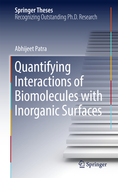 Quantifying Interactions of Biomolecules with Inorganic Surfaces   Dodax.ch