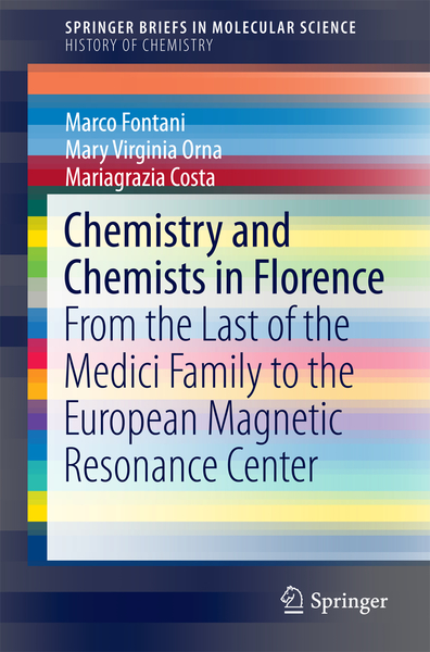 Chemistry and Chemists in Florence | Dodax.nl