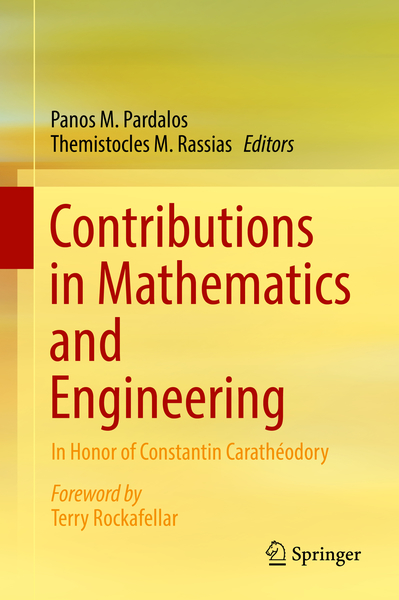 Contributions in Mathematics and Engineering   Dodax.ch