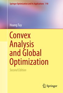 Convex Analysis and Global Optimization | Dodax.ch