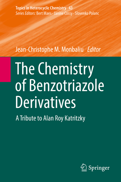 The Chemistry of Benzotriazole Derivatives | Dodax.ch
