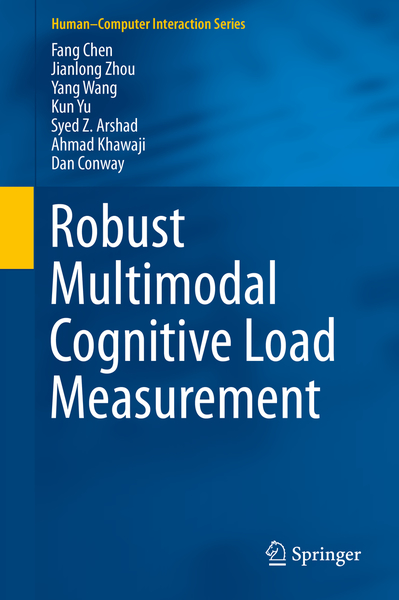 Robust Multimodal Cognitive Load Measurement | Dodax.ch