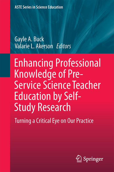 Enhancing Professional Knowledge of Pre-Service Science Teacher Education by Self-Study Research | Dodax.ch