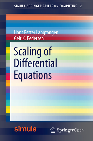 Scaling of Differential Equations | Dodax.pl