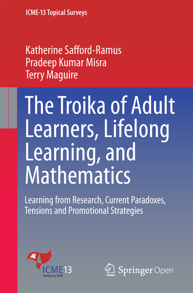 The Troika of Adult Learners, Lifelong Learning, and Mathematics   Dodax.ch