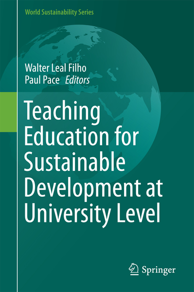 Teaching Education for Sustainable Development at University Level   Dodax.ch