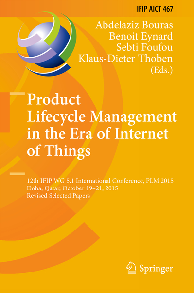 Product Lifecycle Management in the Era of Internet of Things | Dodax.nl