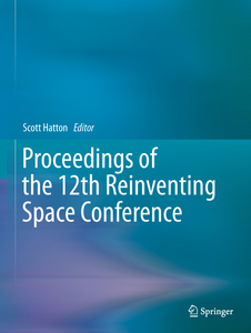 Proceedings of the 12th Reinventing Space Conference | Dodax.ch