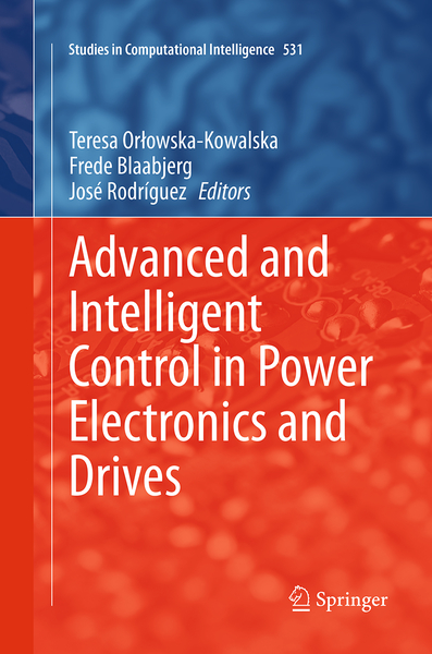 Advanced and Intelligent Control in Power Electronics and Drives | Dodax.ch
