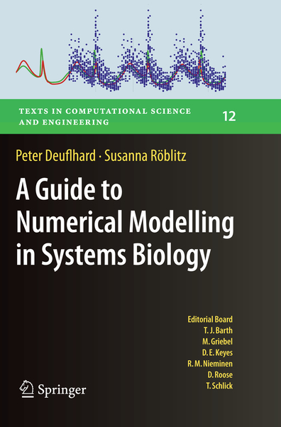 A Guide to Numerical Modelling in Systems Biology | Dodax.at