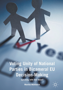 Voting Unity of National Parties in Bicameral EU Decision-Making | Dodax.ch