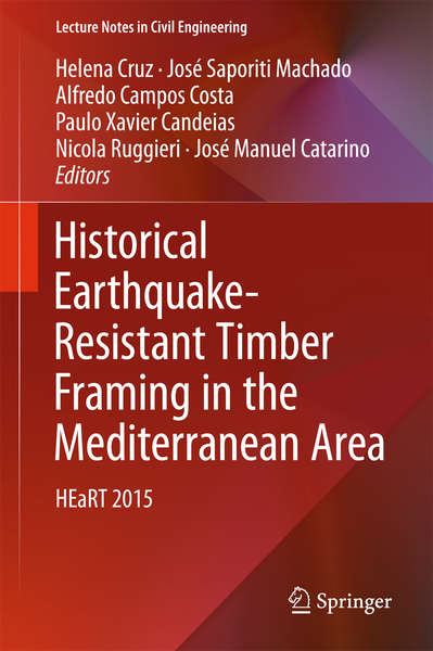 Historical Earthquake-Resistant Timber Framing in the Mediterranean Area | Dodax.ch