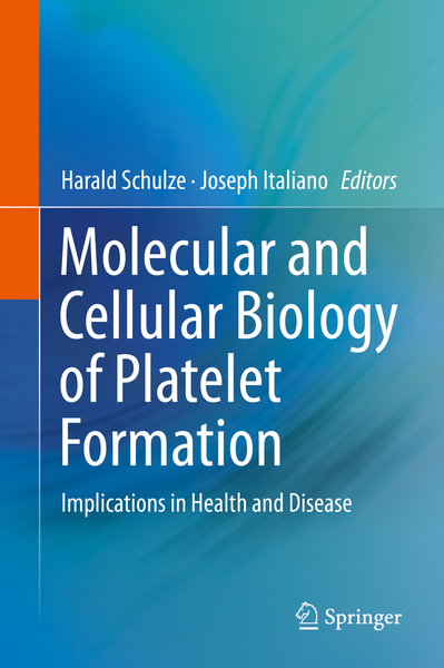 Molecular and Cellular Biology of Platelet Formation | Dodax.ch