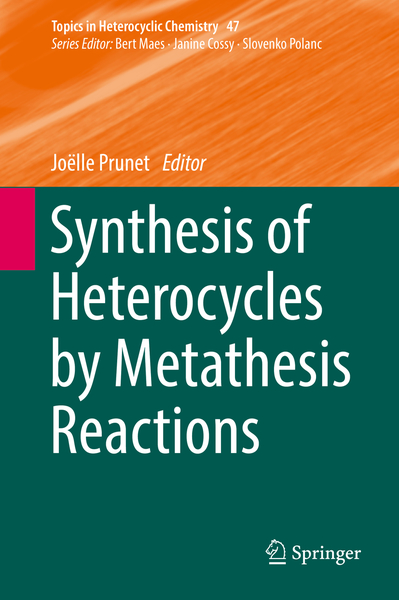 Synthesis of Heterocycles by Metathesis Reactions | Dodax.ch