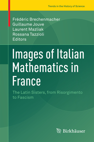 Images of Italian Mathematics in France | Dodax.nl
