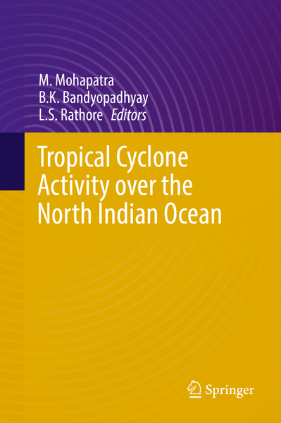 Tropical Cyclone Activity over the North Indian Ocean | Dodax.ch