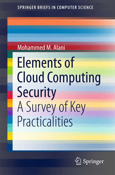 Elements of Cloud Computing Security | Dodax.ch