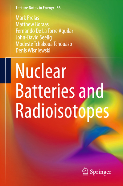 Nuclear Batteries and Radioisotopes | Dodax.ch