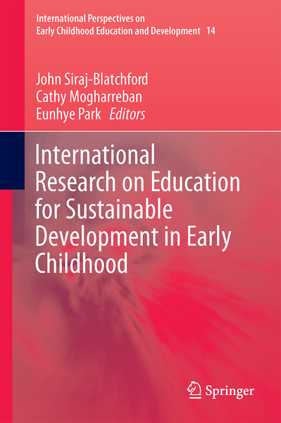 International Research on Education for Sustainable Development in Early Childhood   Dodax.ch