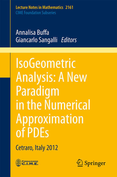 IsoGeometric Analysis: A New Paradigm in the Numerical Approximation of PDEs | Dodax.at