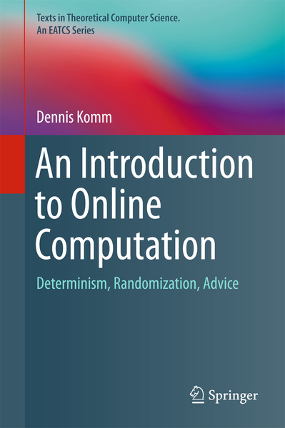 An Introduction to Online Computation | Dodax.ch