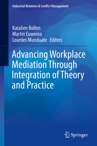 Advancing Workplace Mediation Through Integration of Theory and Practice | Dodax.ch