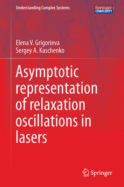 Asymptotic Representation of Relaxation Oscillations in Lasers | Dodax.nl