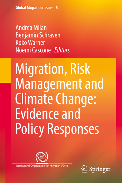 Migration, Risk Management and Climate Change: Evidence and Policy Responses | Dodax.ch
