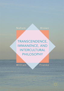 Transcendence, Immanence, and Intercultural Philosophy | Dodax.ch