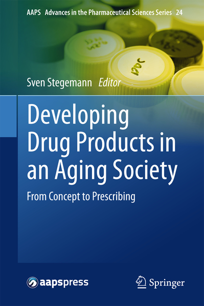 Developing Drug Products in an Aging Society | Dodax.ch