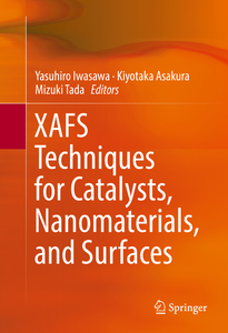 XAFS Techniques for Catalysts, Nanomaterials, and Surfaces | Dodax.ch