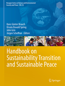 Handbook on Sustainability Transition and Sustainable Peace | Dodax.ch