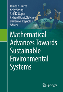 Mathematical Advances Towards Sustainable Environmental Systems | Dodax.ch