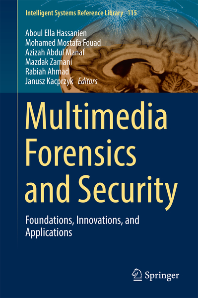 Multimedia Forensics and Security | Dodax.ch