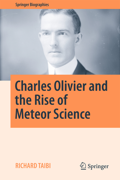 Charles Olivier and the Rise of Meteor Science | Dodax.ch