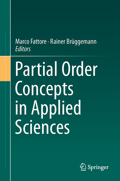 Partial Order Concepts in Applied Sciences | Dodax.ch