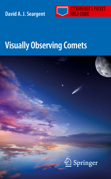 Visually Observing Comets | Dodax.ch