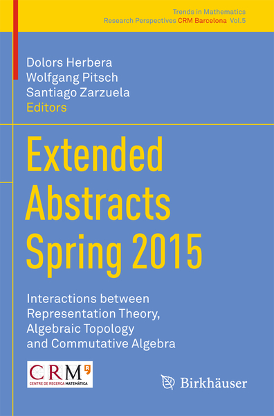 Extended Abstracts Spring 2015 | Dodax.ch