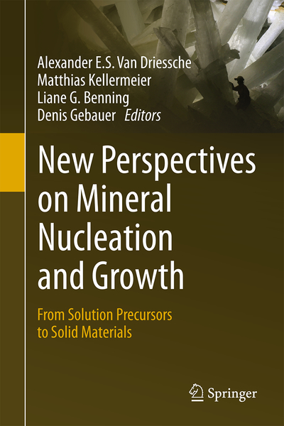 New Perspectives on Mineral Nucleation and Growth | Dodax.ch