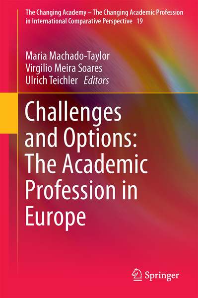 Challenges and Options: The Academic Profession in Europe | Dodax.ch