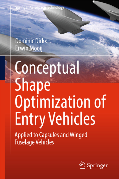 Conceptual Shape Optimization of Entry Vehicles | Dodax.ch