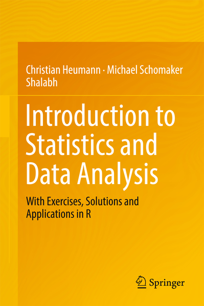 Introduction to Statistics and Data Analysis | Dodax.at