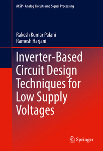 Inverter-Based Circuit Design Techniques for Low Supply Voltages | Dodax.ch