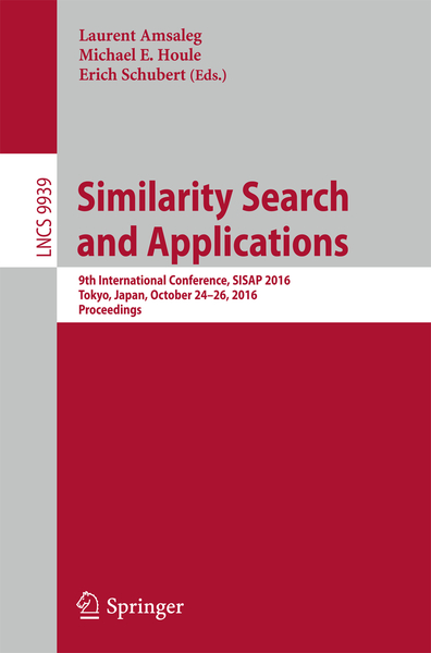 Similarity Search and Applications   Dodax.ch