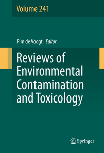 Reviews of Environmental Contamination and Toxicology Volume 241 | Dodax.co.uk