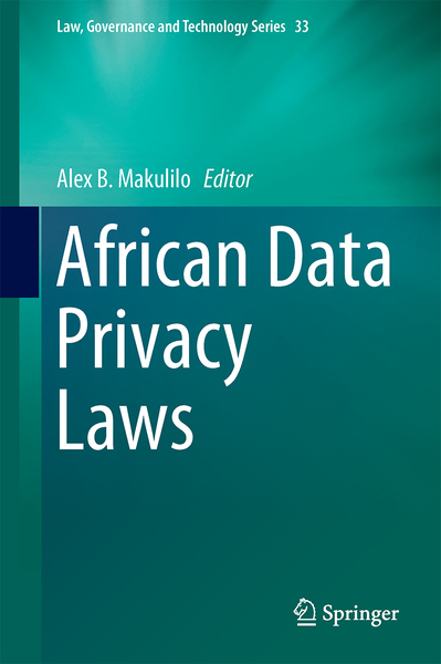 African Data Privacy Laws | Dodax.ch