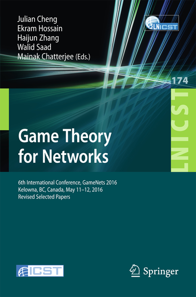 Game Theory for Networks   Dodax.ch