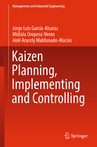 Kaizen Planning, Implementing and Controlling | Dodax.ch
